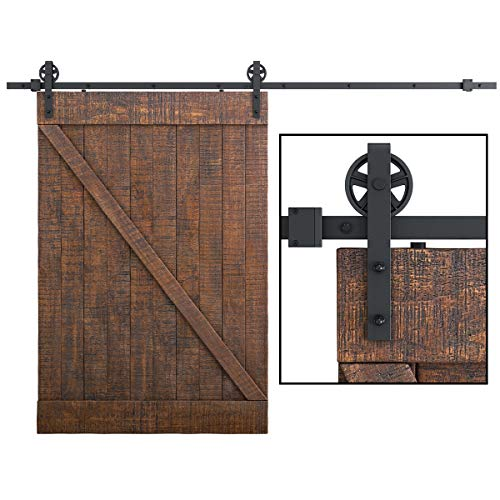 Top 10 Best 10 Ft Sliding Barn Door Hardwares 2021