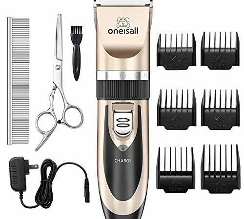 Top 10 Best Dog Clippers For Thick Hairs 2021