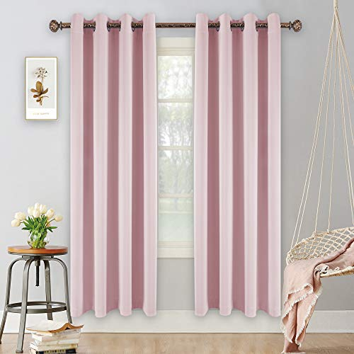Top 10 Best Home Fashion 84 Inch Thermal Black Out Curtains 2021