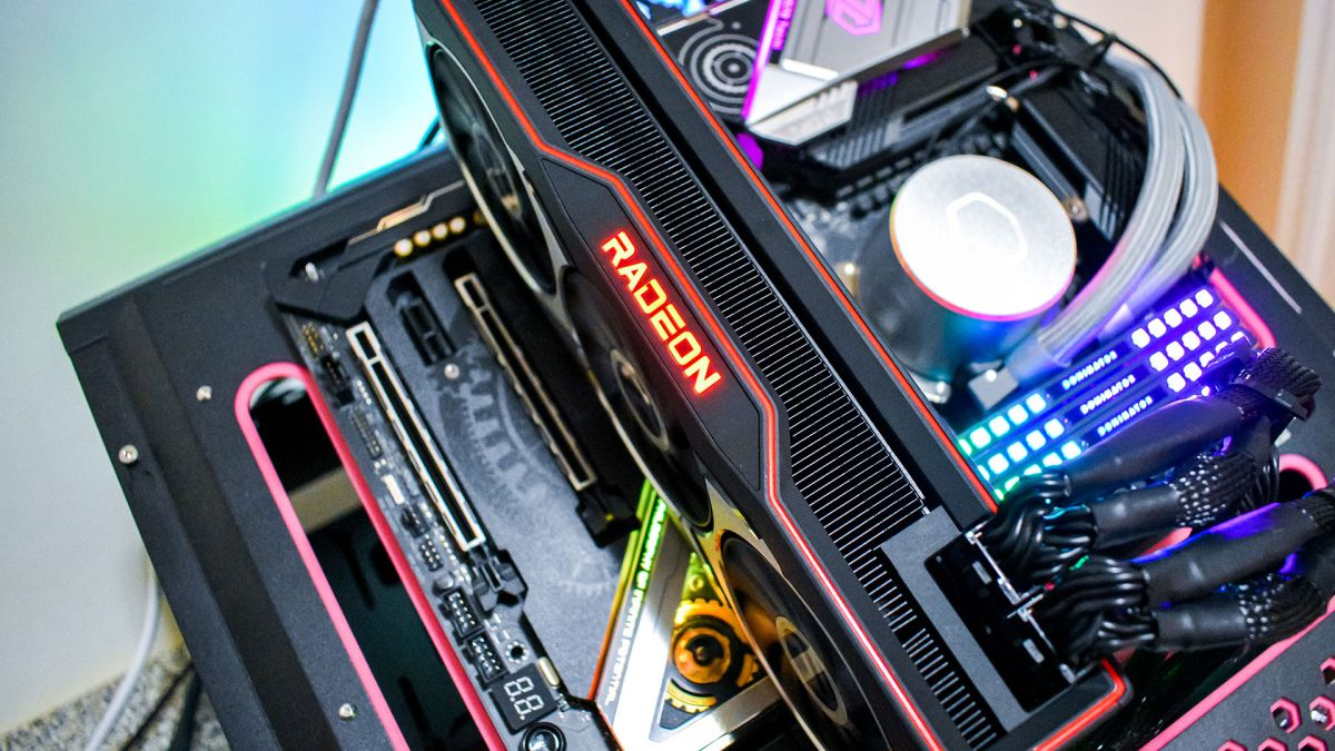 AMD's budget-friendly RDNA 2 GPUs could be on the way