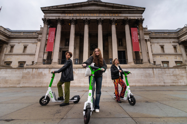 Dott, Lime and Tier selected for London e-scooter trial – TechCrunch