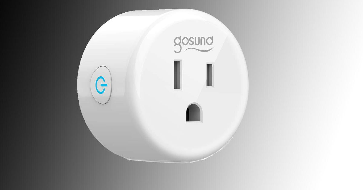 Get a 4-pack of Wi-Fi smart plugs for about $14, nearly the lowest price ever