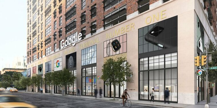 Google announces its first-ever physical retail store