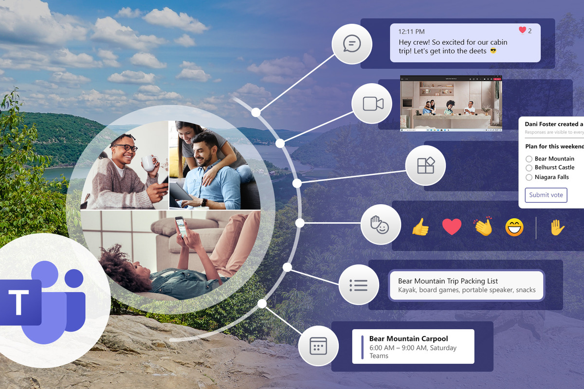 Microsoft Teams for consumers: The new chat hangout?