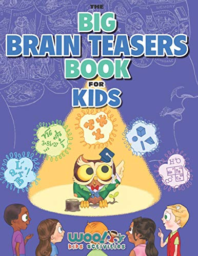Top 10 Best Brain Teasers For Kids 2021