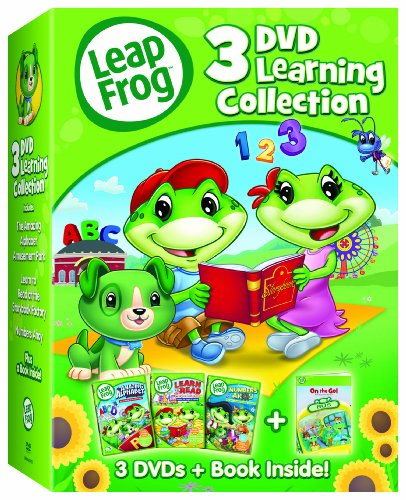 Top 10 Best Leapfrog Gifts For A 3 Year Old Girls 2021
