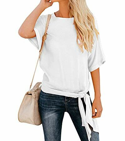 Top 10 Best Ours White Blouses 2021