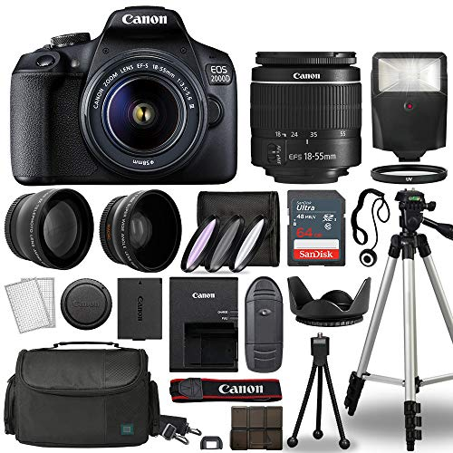 Top 10 Best Canon Digital Camera For Shooting Videos 2021