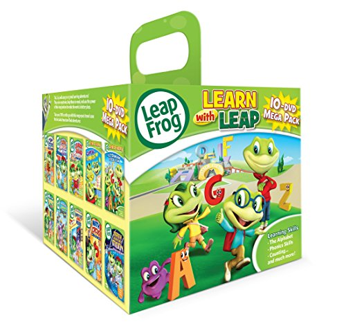 Top 10 Best Leapfrog Games For Five Year Olds 2021