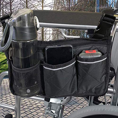 Top 10 Best Accessories For Wheelchairs 2021