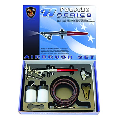 Top 10 Best Airbrushes For Paintings 2021