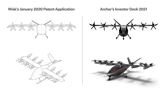 Archer Aviation hits back against rival Wisk Aero's request for injunction in trade secret suit – TechCrunch