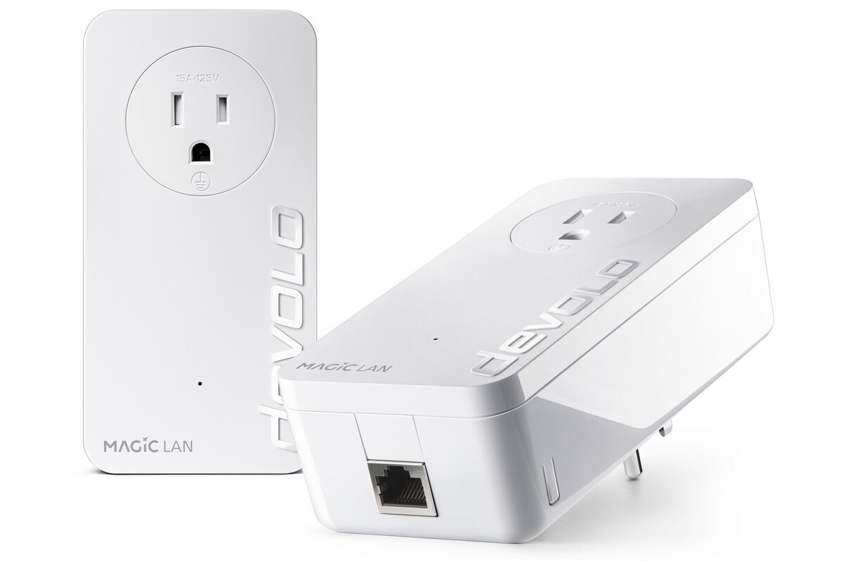 Devolo introduces new hybrid powerline/mesh-network systems
