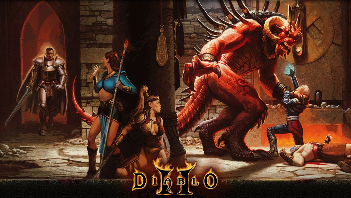 Diablo 2 Resurrected: all the Diablo 2 remaster news you need to know