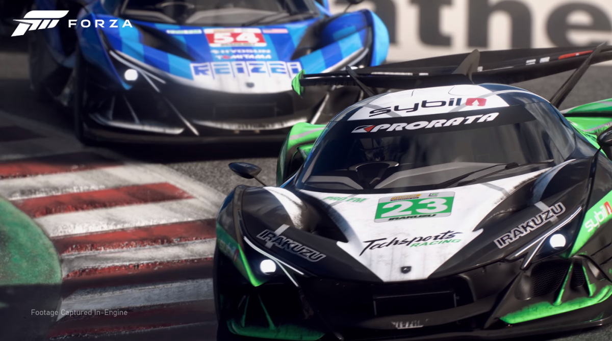 Forza Motorsport – release date, car list and news
