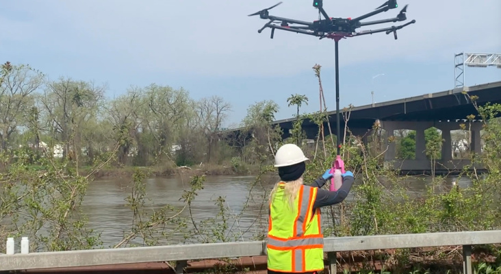 Nixie's drone-based water sampling could save cities time and money – TechCrunch