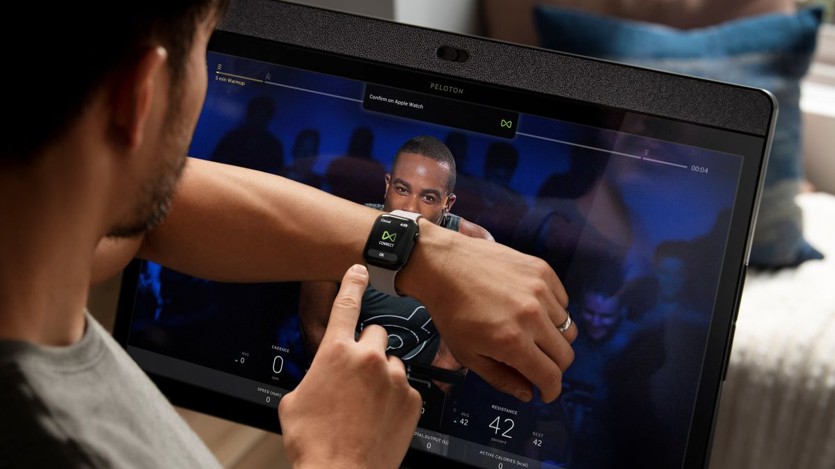 Peloton is reportedly working on a heart rate-monitoring wearable