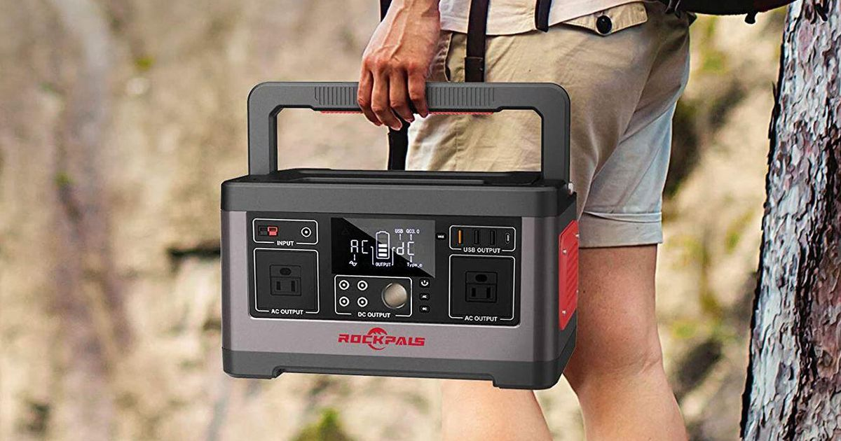Prime Day portable power station deals still available: Save $100 on Jackery, Rockpals and more