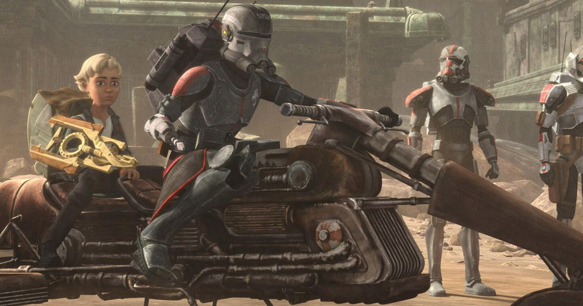 Star Wars: The Bad Batch release dates — When does episode 8 hit Disney Plus?