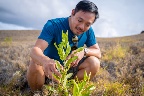 Terraformation gets $30M to fight climate change with rapid reforesting – TechCrunch