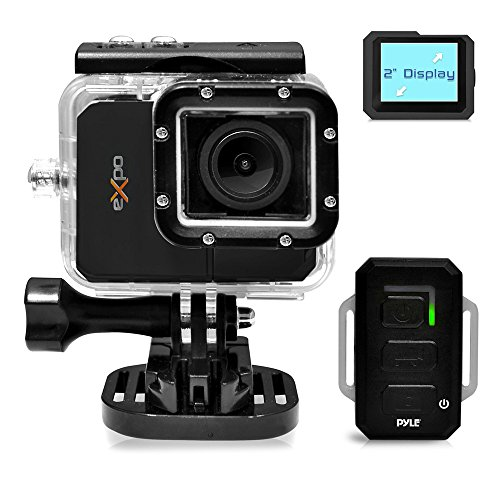 Top 10 Best Pyle Action Camcorders 2021