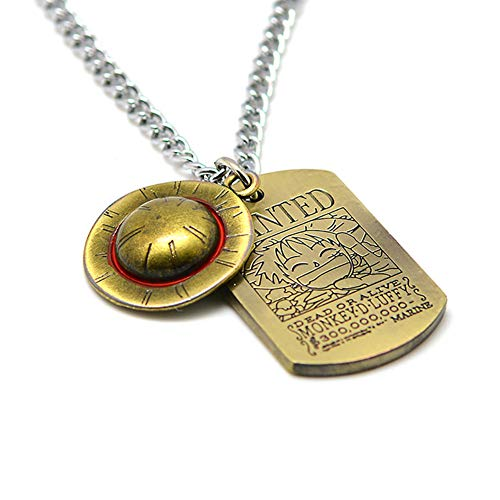 Top 10 Best Necklaces Animes 2021