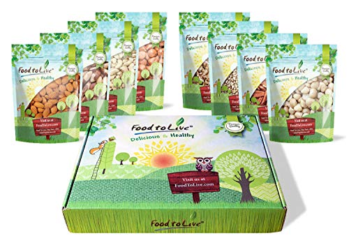 Top 10 Best Food To Live Almonds 2021
