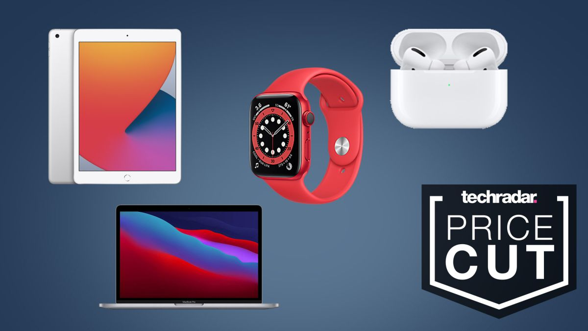 Back to school Apple sale: deals on iPads, AirPods, Apple Watch, MacBook, and more