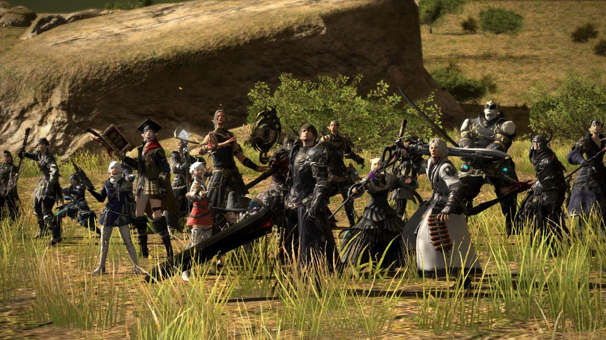 Final Fantasy XIV is so popular now that it completely sold out of digital copies