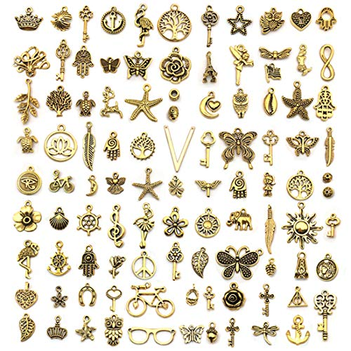 Top 10 Best Gold Charms 2021