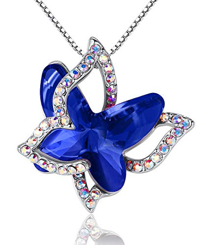 Top 10 Best Necklace For 2 Blue Stones 2021