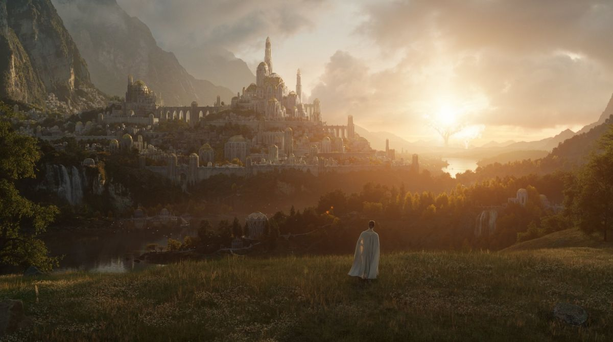 Amazon's Lord of the Rings show release date set for September 2022