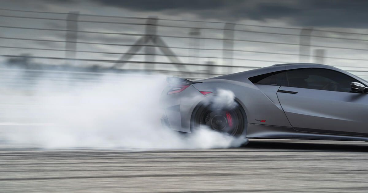 High-performance Acura NSX Type S will debut at Monterey Car Week