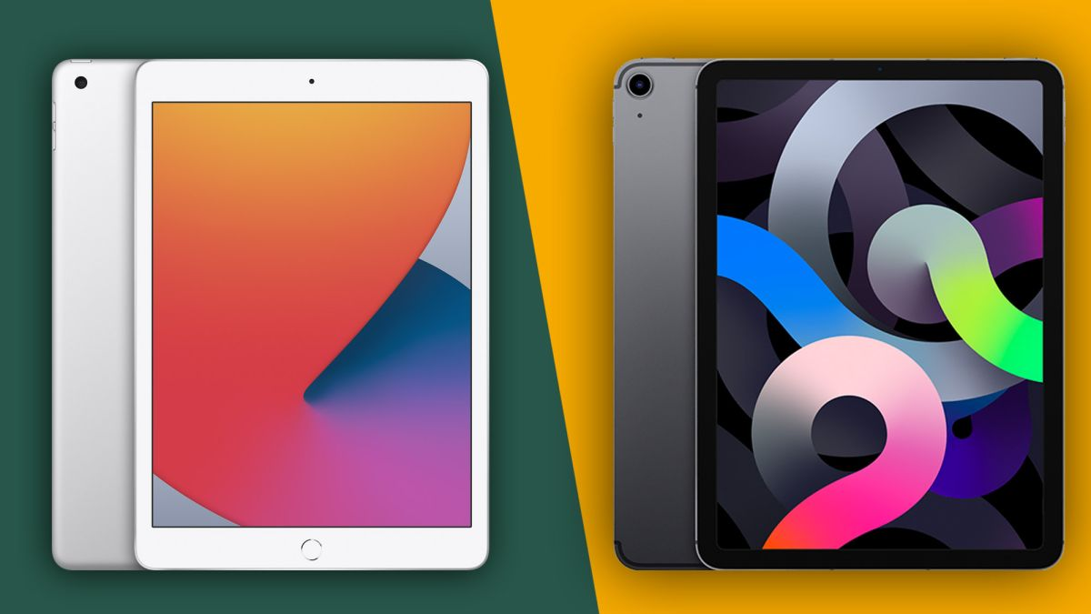 iPad (2020) vs iPad Air 4: which Apple tablet is made for you?