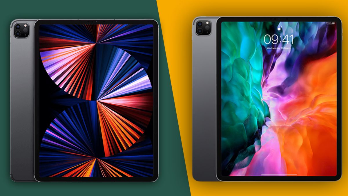 iPad Pro 12.9 (2021) vs iPad Pro 12.9 (2020): Is Apple's latest tablet for you?