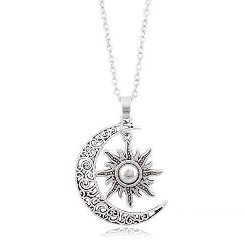Top 10 Best Moon And Sun Necklaces 2021