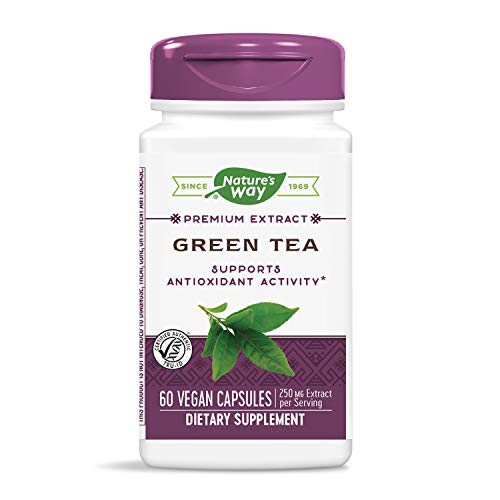 Top 10 Best Nature's Way Nature's Way Green Coffee Bean Extracts 2021