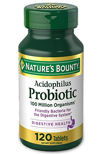 Top 10 Best Nature's Bounty Weight Loss Vitamins 2021