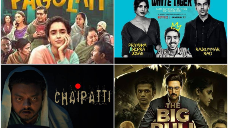 Catch Up on Indian Films and Series all Week Long