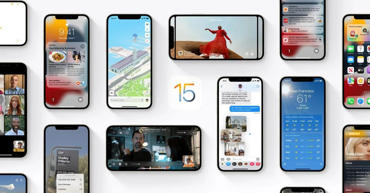 Apple Releases iOS 15.0.2 With Messages Photo Bug Fix, Security Update and More.