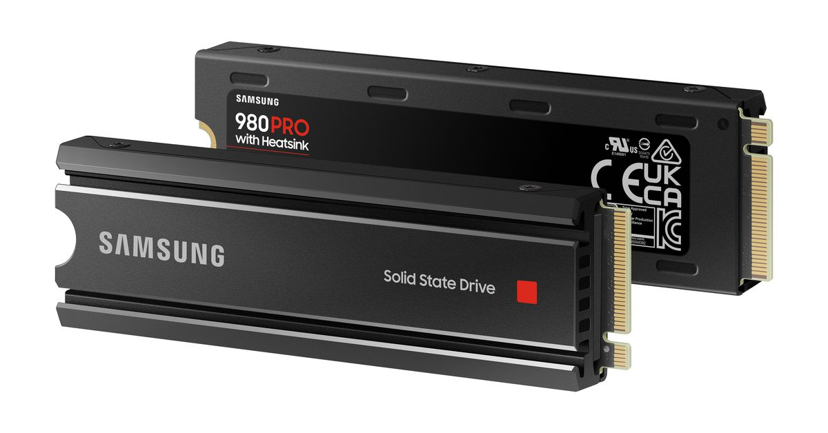 Samsung's next-gen SSD for PlayStation 5 will have a heatsink to prevent overheating.