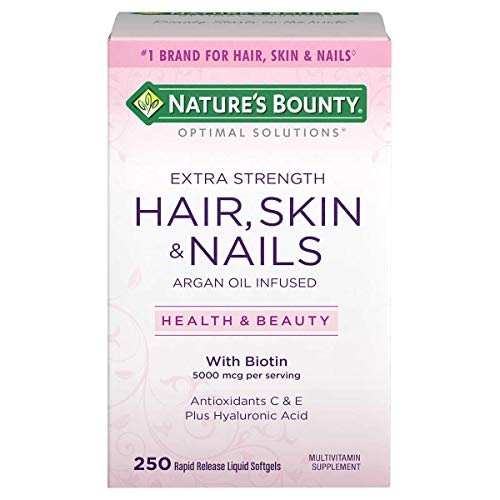 Top 10 Best Nature's Bounty Vitamins For Nails 2021