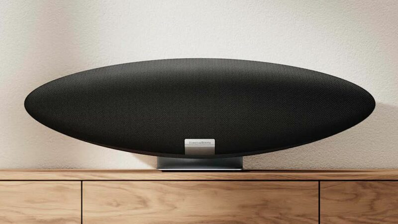 Bowers & Wilkins revives Zeppelin with AirPlay 2 and Alexa support.
