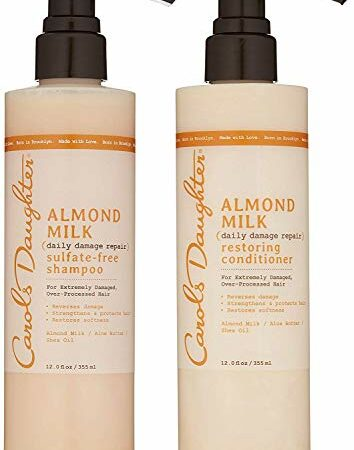 Top 10 Best Shampoo For Natural Hairs 2021