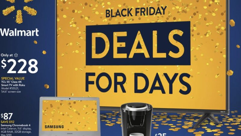 These Black Friday Deals Are Live Now Right Now