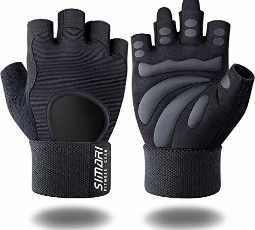 Top 10 Best Workout Gloves With Wrist Supports 2021