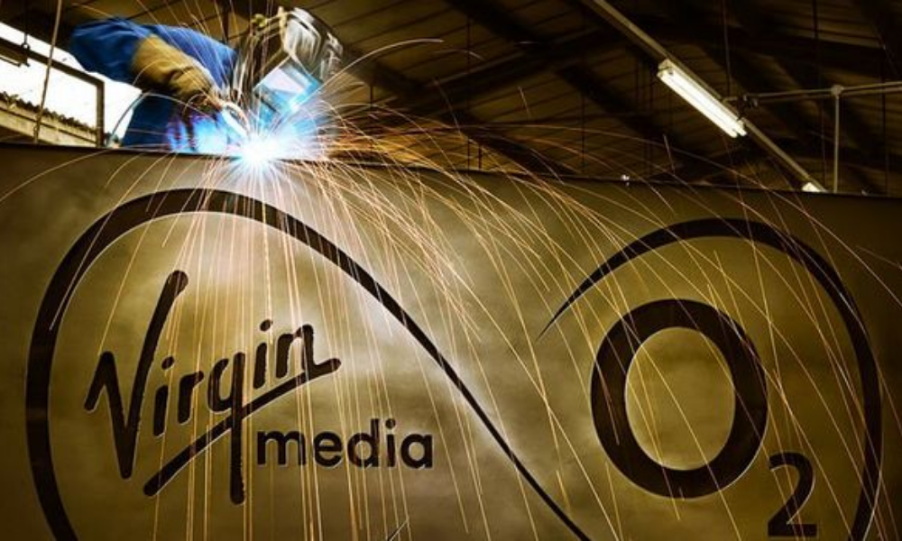 Virgin Media and O2 could offer a major broadband speed boost